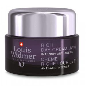 WIDMER Rich Day Cream UV 30 unparfümiert
